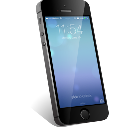 apple, iphone, lock, screen icon