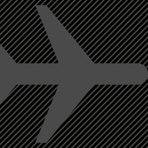 airplane, flight, fly, mode, plane icon
