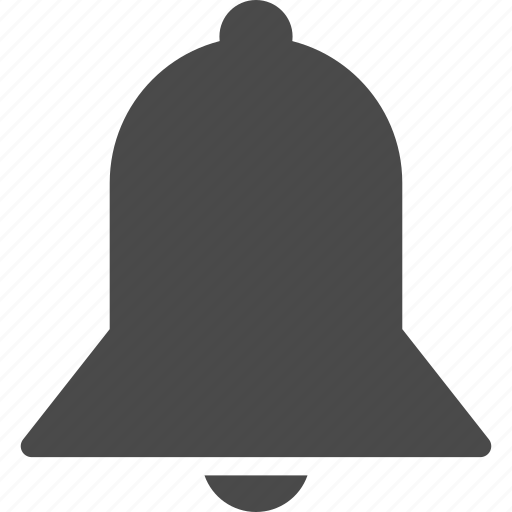 alarm, bell, notice, notification, ring icon
