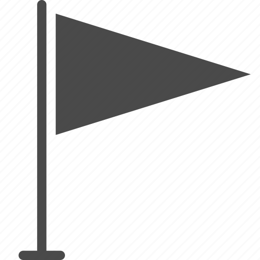 country, flag, important, mark icon