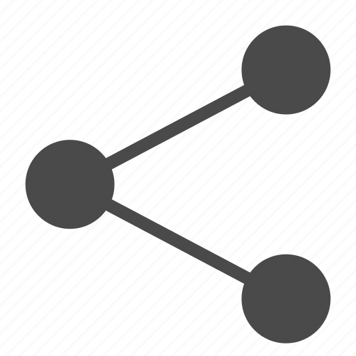 communication, connection, hierarchy, link, network icon