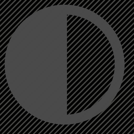color, contrast icon