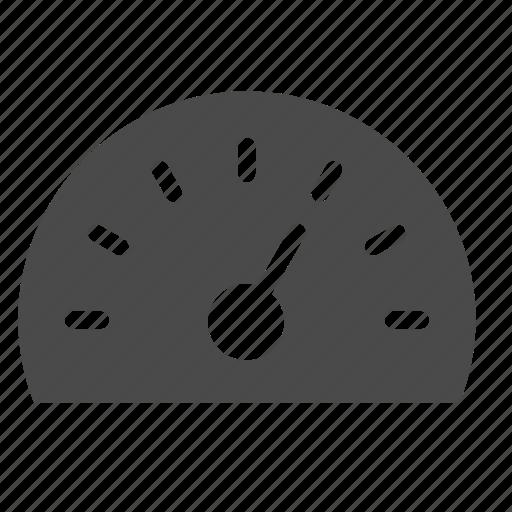dashboard, gauge, speed, speedometer icon