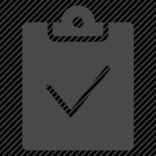 clipboard, copy, todo icon