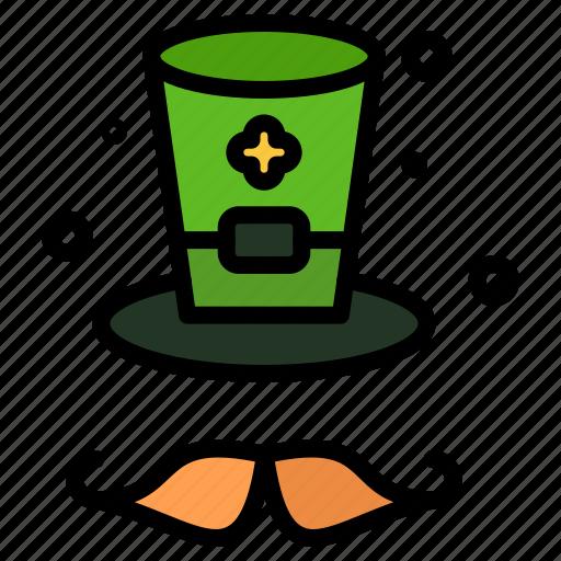 cap, hat, ireland icon