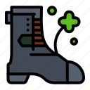 boot, ireland, shose icon