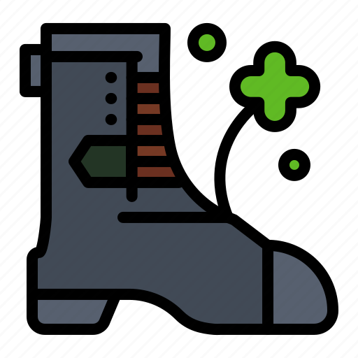 Boot, ireland, shose icon - Download on Iconfinder