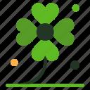 clover, four, ireland, irish, lucky