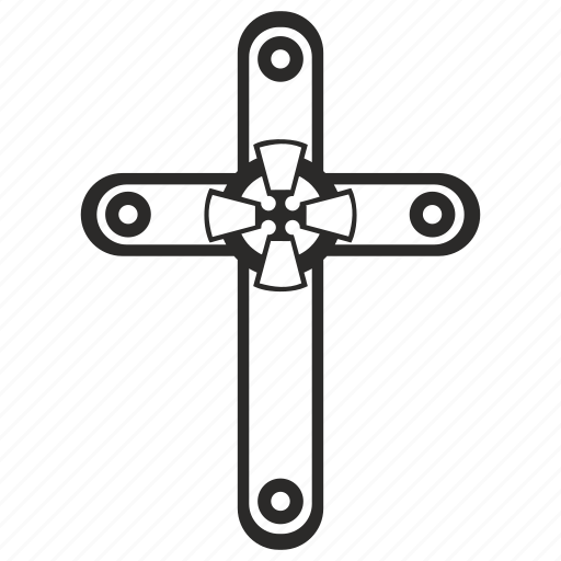 cross, culture, ireland, national, religion icon