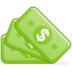 accounting, cash, money, office, trade icon