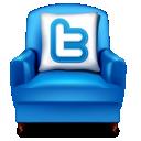 chair, furniture, twitter