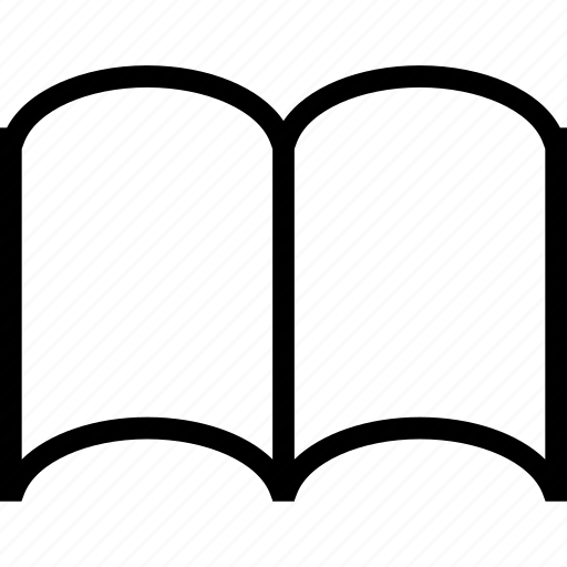 book, holy, koran, opened icon