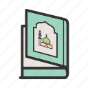 book, books, education, old, religion, religious, study icon