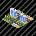 city, building, house, home, estate