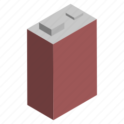 battery, electricity, electronics, energy, source icon