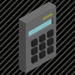 calculate, calculator, electronics, math icon