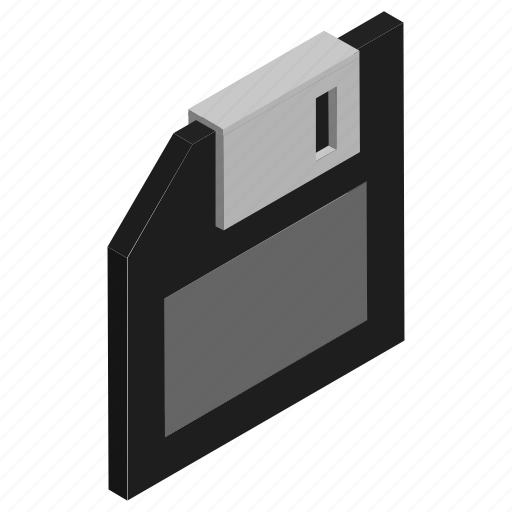 disk, drive, electronics, floppy, old, save, storage icon
