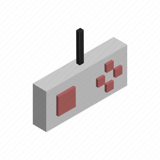 console, controller, electronics, game icon
