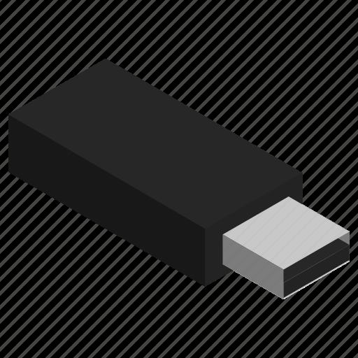 electronics, memory, stick, storage, usb icon