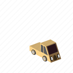 auto, automobile, car, isometric, transport, vehicle icon
