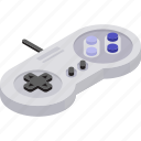 game, isometric, nintendo, super, super nintendo icon