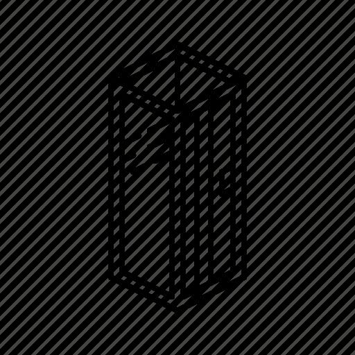 Furniture, shower, shower cabin icon - Download on Iconfinder