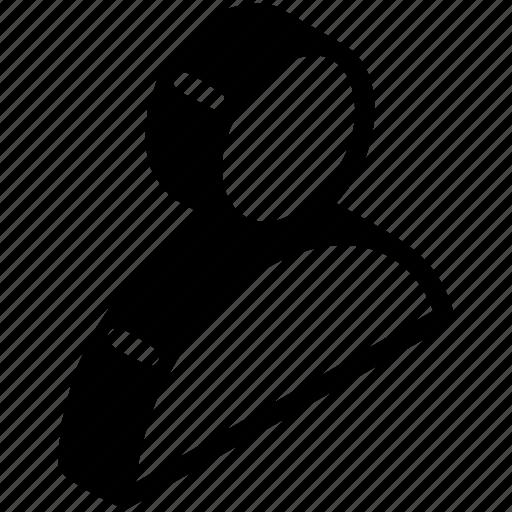 avatar, generic, human, male, profile, unknown, user icon