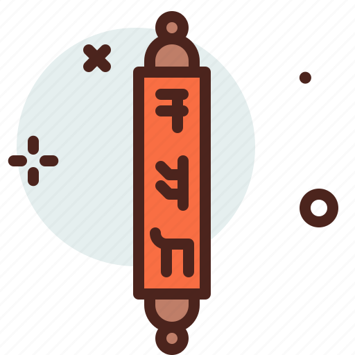 Doorpost, jewish, cultures, tourism icon - Download on Iconfinder