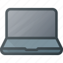 computer, laptop, macbook, pc icon