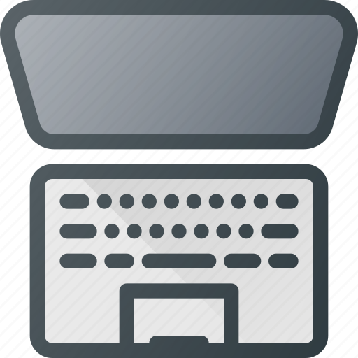 attach, keyboard, laptop, mobile, tablet icon
