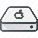 computer, mac, mini, pc icon