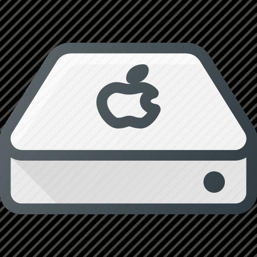 computer, mac, mini, pc icon