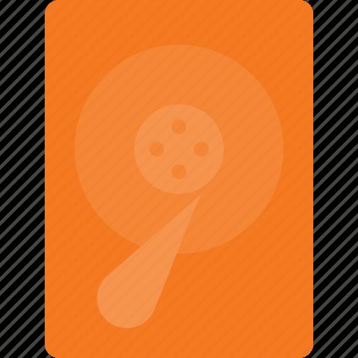 disc, drive, hard, memory icon
