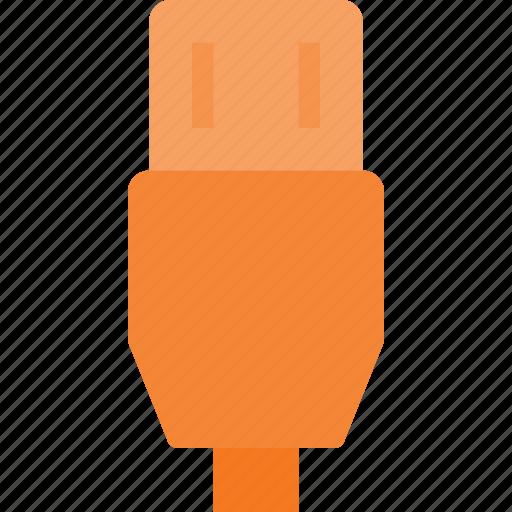 c, cable, micro, mini, plug, usb icon