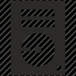 data, hardware, hdd, storage icon