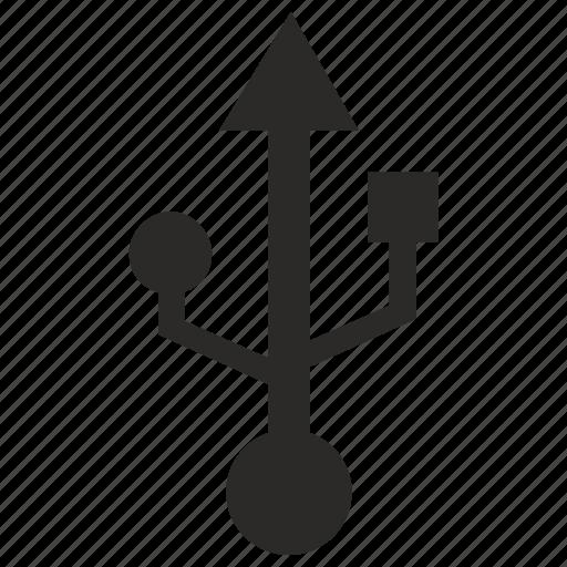 data, info, transfer, usb icon