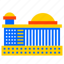 architecture, building, city, cityscape, indonesia, jakarta, landmark