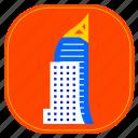 architecture, building, city, cityscape, indonesia, jakarta, landmark icon