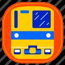 city, cityscape, indonesia, jakarta, landmark, train, transport icon