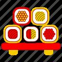 asia, asian, culture, japan, japan food, japanese, sushi