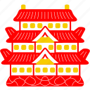 asia, asian, castle, culture, japan, japanese, the imperial palace