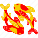 asia, asian, culture, fish, japan, japanese, koi