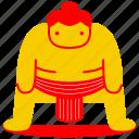 asia, asian, culture, japan, japanese, people, sumo