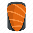 food, japan, japanese, maguro, restaurant, salmon, sashimi icon