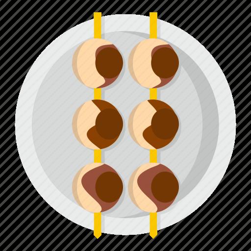 asian shashlik, food, japan, japanese, maguro, maki, restaurant icon
