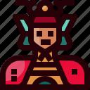 avatar, japan, man, person, samurai, soldier, warrior