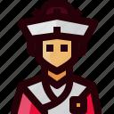 avatar, costume, female, japan, traditional, wedding, woman icon