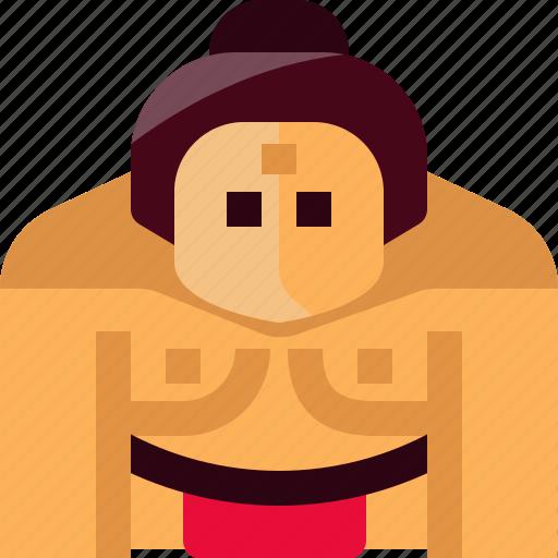 game, japan, martial arts, spirit, sport, sumo, traditional icon