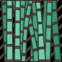 bamboo, plant, garden, nature, jungle