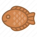 dessert, fish, food, japan, sweets, taiyaki icon